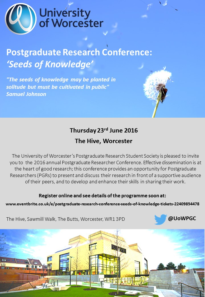 Conference Poster 1